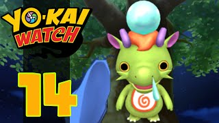 Yo-Kai Watch - Episode 14 - Sawtooth Stag! (Yo-Kai Watch Walkthrough)