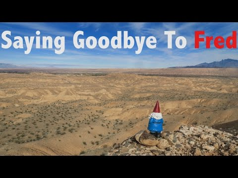 Valley Of Fire State Park ~ Saying Goodbye To Fred ~ Waterfront RV Boondocking ~ S4E35