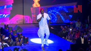 Khaligraph Jones - Performance at the #NRGWave Nairobi