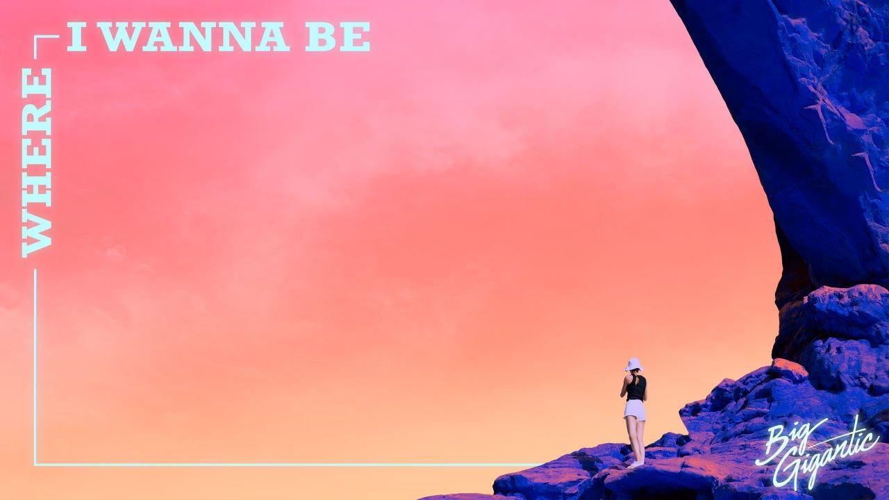 Big Gigantic  'Where I Wanna Be' ile ilgili görsel sonucu