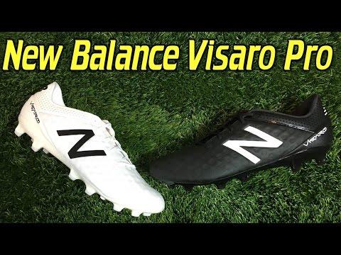 all black new balance visaro