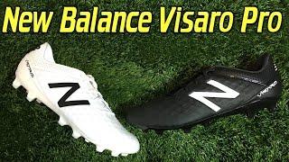 New Balance Visaro Black/White - Review + On Feet
