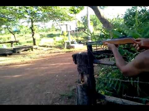 ปืนอัดลมสปริงจีนแดง
