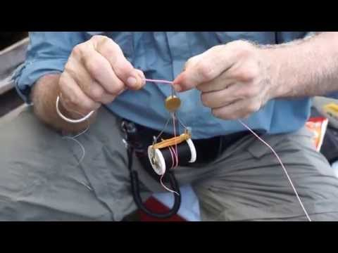 PR Fishing Knot by Rob Clarke