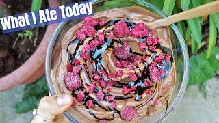 WHAT I ATE TODAY   Raw Vegan Cleanse Day 25