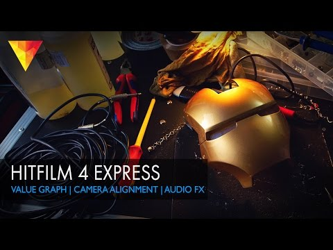 HitFilm 4 Express - Powerful New Features