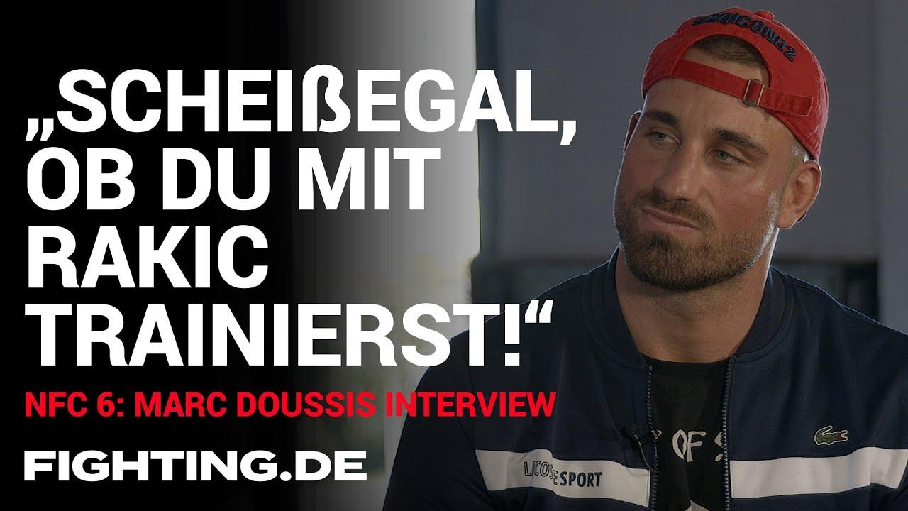 """Marc Doussis: """"Ibo weiß nicht, mit wem er es zu tun hat!""""   Interiview   NFC 6 - FIGHTING"""