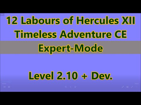 12 Labours of Hercules XII: Timeless Adventure CE Level 2.10 |