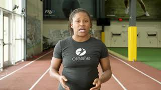 Lauryn Williams: Week 5 100m Training Plan - Recovery And Technique