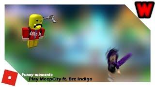 Roblox MeepCity Ft. Bre Indigo ( 1k sous )