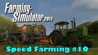 Farming Simulator 2013 - Speed Faming #10 - Back to FS 2013