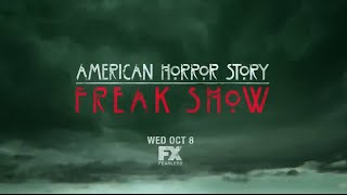 American Horror Story: Freak Show (Official Extended Trailer HD)