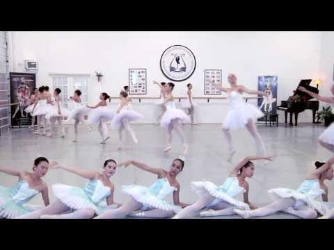 Summer Camp at Victoria International Ballet Academy. Final Concert.
