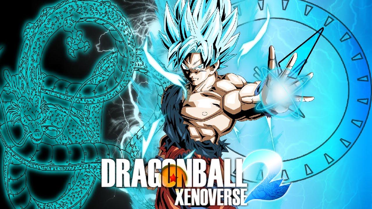 GUILHERMEOSS - DRAGON BALL XENOVERSE 2 #1 - GAMEPLAY DO INÍCIO