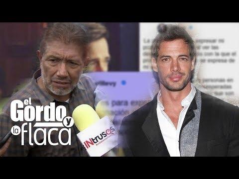 William Levy vs. Juan Osorio: así va la bronca entre el actor y el productor   GYF