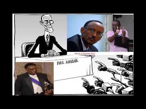 Impanuro za politiki mu Rwanda muri 2017