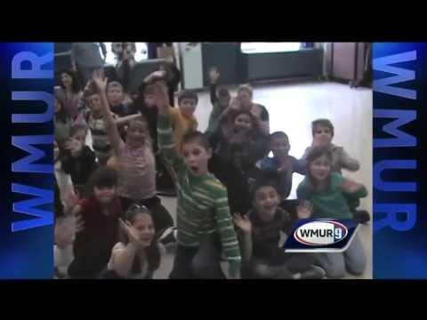 School visit: Birch Hill Elementary School in Nashua