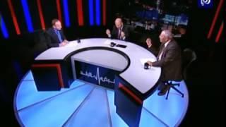 د.احمد العمايرة وضرغام هلسة - مجزرة ادلب