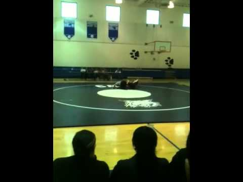 Coalinga middle school wrestleing