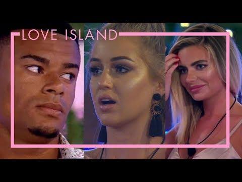 Love Island 2018 Snakiest Moments!   Josh, Wes and Megan  Love Island 2018   Cosmopolitan UK