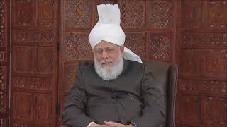 How Huzoor did Tabligh when he was 11?