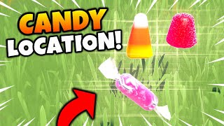 Fortnite CANDY LOCATION - Eat Candy (25) Guide (Fortnitemares Challenges and Update)