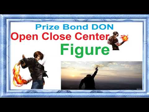 Bond 15000 . Open Close Center Figure  02-04-18