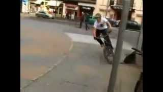 Inspired Bicycles - Danny MacAskill April 2009...