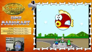 Kitsumite: Défi Facile Super Mario Kart