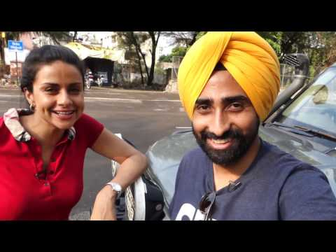 Watch what happens when Gul Panag and her brother Sherbir carpool on BlaBlaCar!