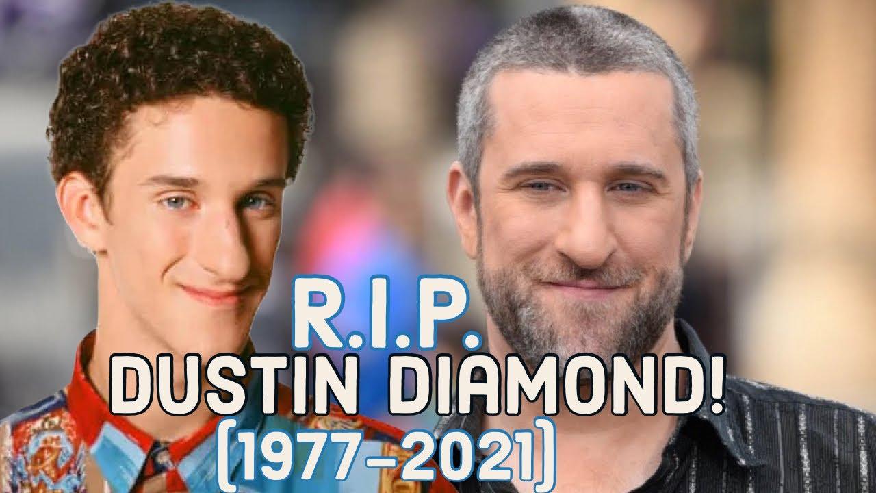 R.I.P. Dustin Diamond (1977-2021)
