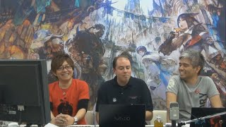 FINAL FANTASY XIV Letter from the Producer LIVE Part XXVII