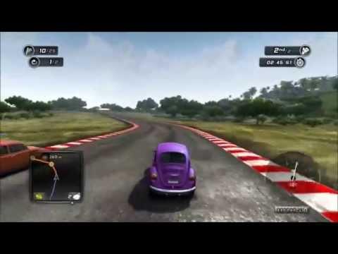 TDU2 - sfreak vs. daMassa - VW Beetle Battle