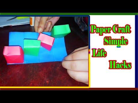amazing-paper-craft-|-diy-paper-case-ideas-|-simple-life-hacks