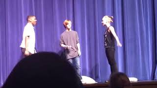 Jack's First High School Play