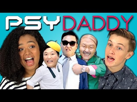 Thumbnail: TEENS REACT TO PSY - DADDY