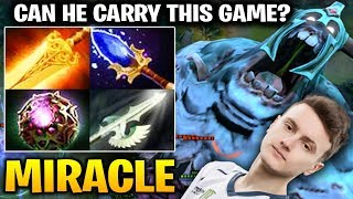 MIRACLE Undying vs Monkey King - Can he Carry This Game?