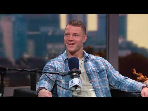 Panthers' RB Christian McCaffrey Talks Cam Newton, Super Bowl & More W/Rich Eisen | Full Interview