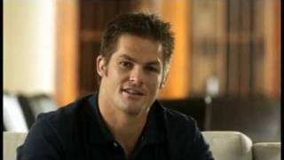 Richie Mccaw And Versatile Buildings