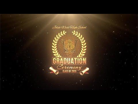 Joliet West High School Virtual Graduation 2020 Class of 2020