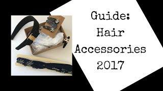 Guide: Hair Accessories 2017 (Chanel, Ferragamo, Nordstrom)