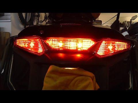 install the original backoff brake light module youtube Honda VTX 1800 Spark Plugs 18 48