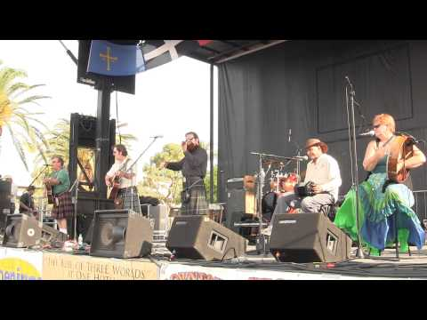"West of Galway ~ ""Back Home in Derry"" ~ 2012 Caloosahatchee Celtic Festival"
