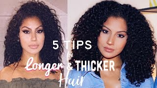 Your Hair Will Grow Like Crazy With These 5 Tips!  (With Pictures)