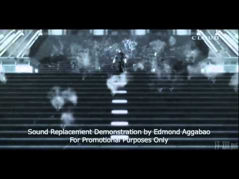 Cubase Sound Replacement Project Final Fantasy Video Game By Student Edmond Aggabao