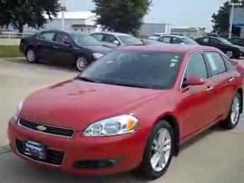 2008 Chevy Impala Ltz Review Stock 304106 Schimmer Gm Youtube