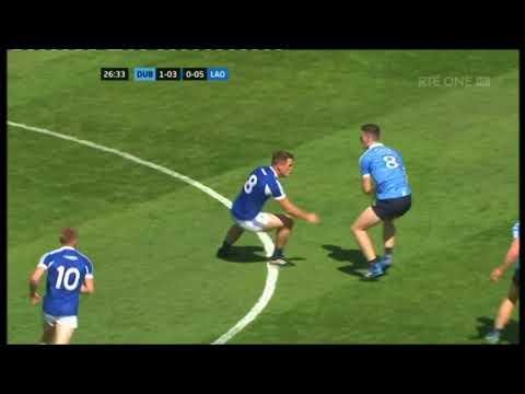 Dublin V Laois Leinster Final 24/6/2018