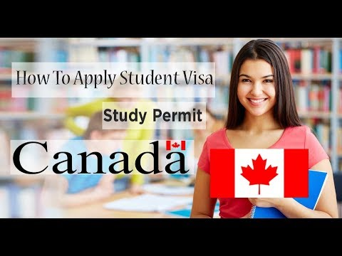 How To Apply Study Permit For Canada In 2019 | Canada Student Visa