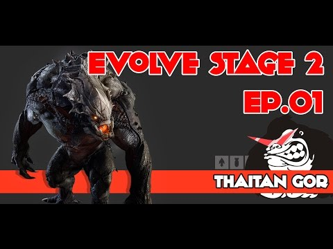 ช่วยกูก่อน!! [TH] Evolve Stage 2 -Feat.Tennyson- EP.01