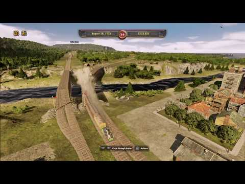 Railway Empire - take over competitor - part two |